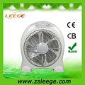 ventilador de la caja con la acción del ventilador de CE / RoHs / Box con la caja de color