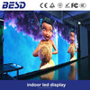 indoor vibrant color digital led panel/LED signs board p6 led display panel