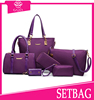 Hot! 2015 new top selling fashion elegant beauty wholesale durable purse luxury leather handbag lady designer handbags in China
