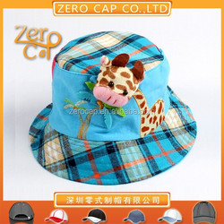 free pattern children bucket hat lovely hat china wholesale