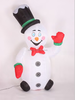 New design hot sale inflatable Christmas/Xmas Snowman