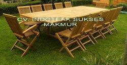 Wholesaler Teak Garden Furniture From Direct Manufacturer Indonesia