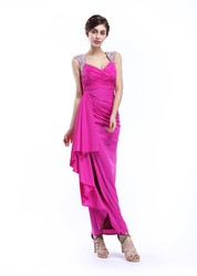 reasonable price elegant fashion sexy long dress for mother of groom