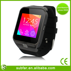 Fashion sport wearable technology android wifi pedometer heart rate monitor bluetooth gps wrist S29 smart watch mobile phone