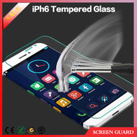 OEM and ODM available Tempered Glass shock proof screen protector for iPhone 6s