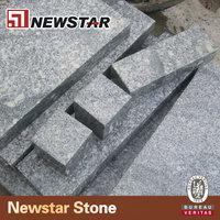 natural granite cobble stone mat