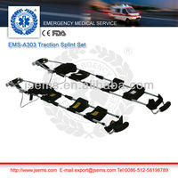 EMS-A303 Aluminum Alloy Leg Traction Device(for child)