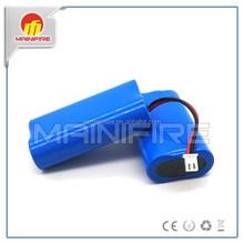 China manufacturer 14.4v li-ion battery pack for electirc bike battery