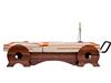 Shiatsu migun same wooden jade massage bed korea