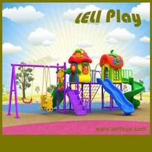 LL-O13 Commercial Children Outdoor Slides Playground