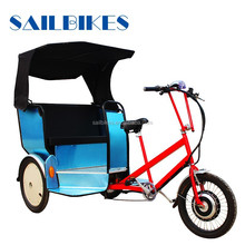 open body electric rickshaw tricycle taxi for passengers