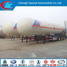 bitumen tanker semi trailer car carrier semi trailer cement discharging semi-trailer high quality best sell