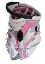 Hot selling female golf bags