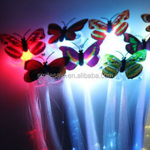Beautiful Led Party Hair,Glow In The Dark For Event & Party Cheap Led Hair