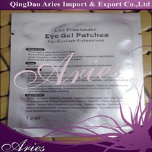 New Arrival Lint Free Under Eye Gel Patch Eyelash Extension Eye Pads
