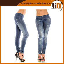 ladies fashion denim look new womens leggings jeans jeggings leggings sex hot jeans leggings pictures of jeans