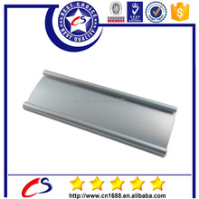 Various color of fashion custom blank metal nameplate for sale
