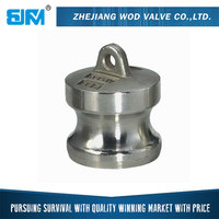 Professional made manual quality-assured npt coupling dimensions