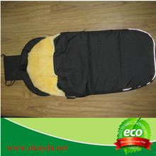Wholesale Fast Delivery Sheepskin Baby Sleeping Bag For Cold weather