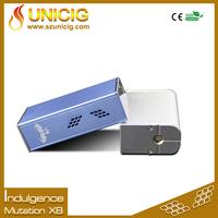 Authentic Vape supply mod box Indulgence Mutation X B 60W TC smoking device arrived