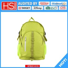audited factory wholesale price luxuriant pvc school bag