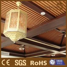composite wood ceiling decoration