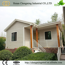 Wide Applications Modern Permanent Steel Structural Prefabricated Modular House