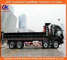 Heavy Duty 8*4 IVECO Hongyan Genlyon used 8x4 tipper 35ton IVECO Dumper IVECO used 8x4 Dump Truck