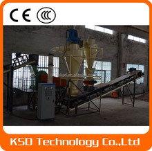 2015 small type wood pellet machine production line
