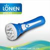 LONEN 9led floodlight super bright rechargeable led torch