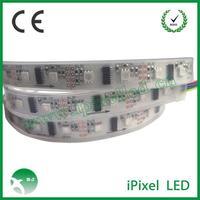 Arduino pixel led light bar 48leds waterproof flex rgb tape