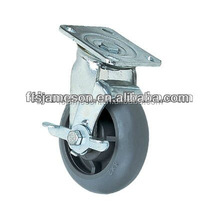 grey activity roller small swivel caster