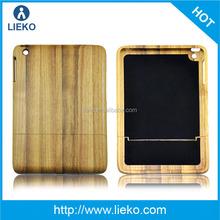 Wood bamboo Case for iPad mini