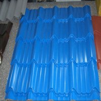color coated metal roofing tile/roofing steel/shangdong