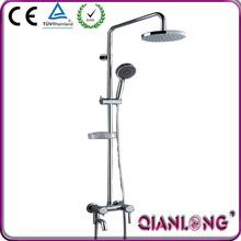 QL-0918 Wenzhou bathroom rain shower set faucet