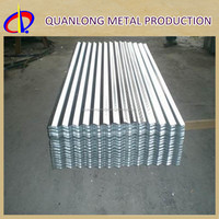Z150 Hot Dip Corrugated Metal Zinc Iron Steel Roofing Sheet