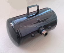 Portable auto repair tools 5 Gallon steei air tank Tire bead seater