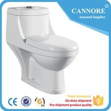 One Piece Ceramic Washdown Cheap Toilet