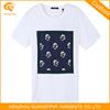 High quality plain t-shirt,White t-shirt,T shirt custom