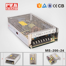 200w 24v 8.3a MINIATUR SWITCHING POWER SUPPLY CCTV transformer MS-200-24