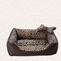 Alibaba China Supplies Soft Sofa Kennel Luxury Dog Bed