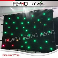china supplier christmas lights led the lamp led ceiling light led vision curtain led star curtain