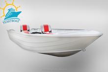 15ft all-welded Aluminum Bass aluminum fishing boat