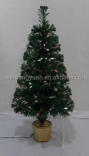 2015 Classical Fiber Optical Christmas Tree /Indoor &Outer Decoration/Christmas Decoration