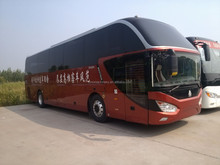 HOWO coach 55 seaters TRAVELING long distance bus