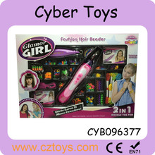2015 hot sale DIY beads playset for girl beauty set and make up playset with All TEST