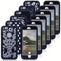 classic Dual layer mobile phone case for iphone 6 in china
