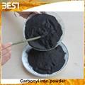 Best10t mineral de hierro compradores in china / fe carbonilo polvo 4#
