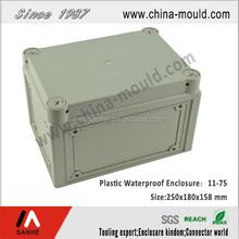 IP65 ABS square plastic waterproof enclosures