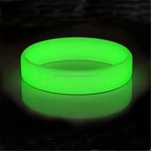 Glow In The Dark Bracelets Glow In Dark Silicone Wrist Bands
